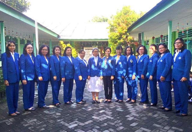 Staf TK St. Don Bosco
